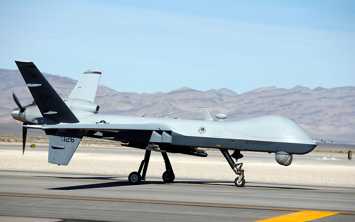 US Air Force Plans To Increase The Use Of Drones In Fight Against Isis