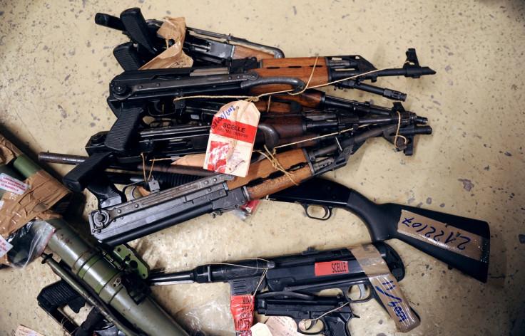 Kalashnikov assault rifles used by Paris terrorists could be