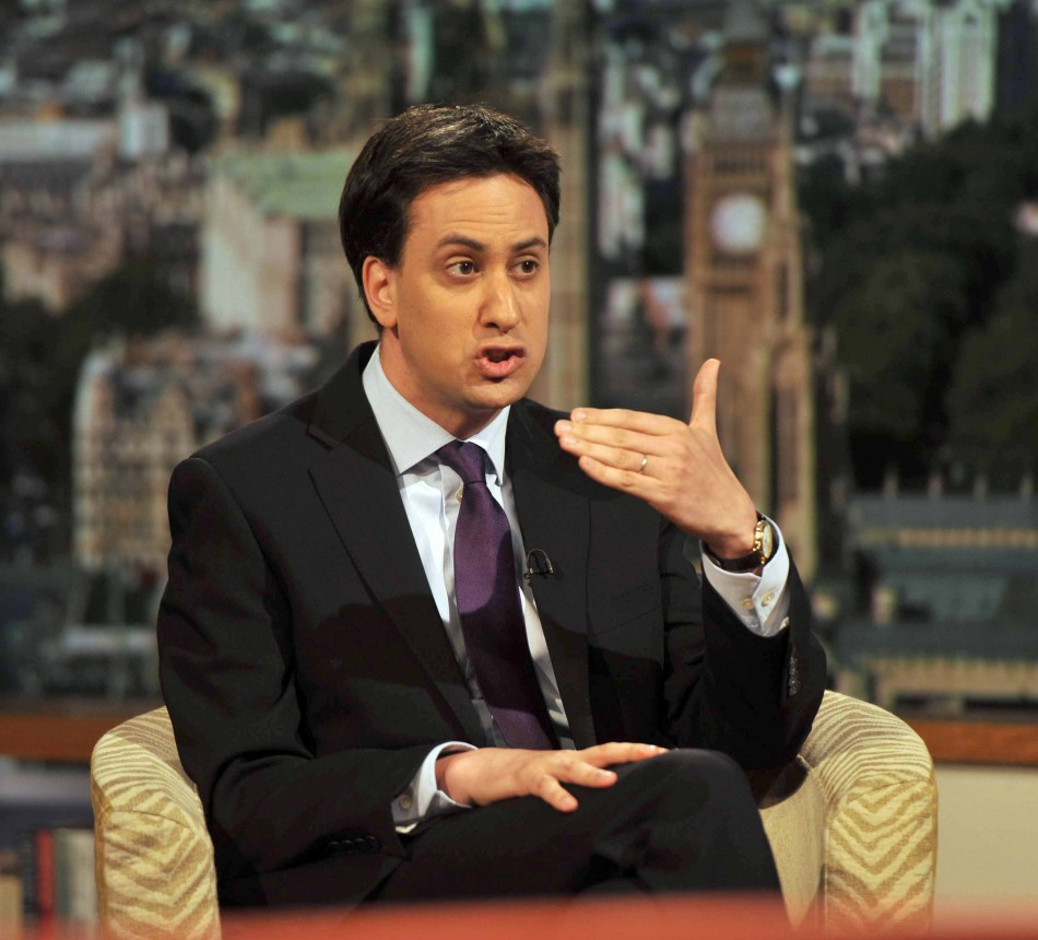 Ed Miliband under attack over his image, style and message