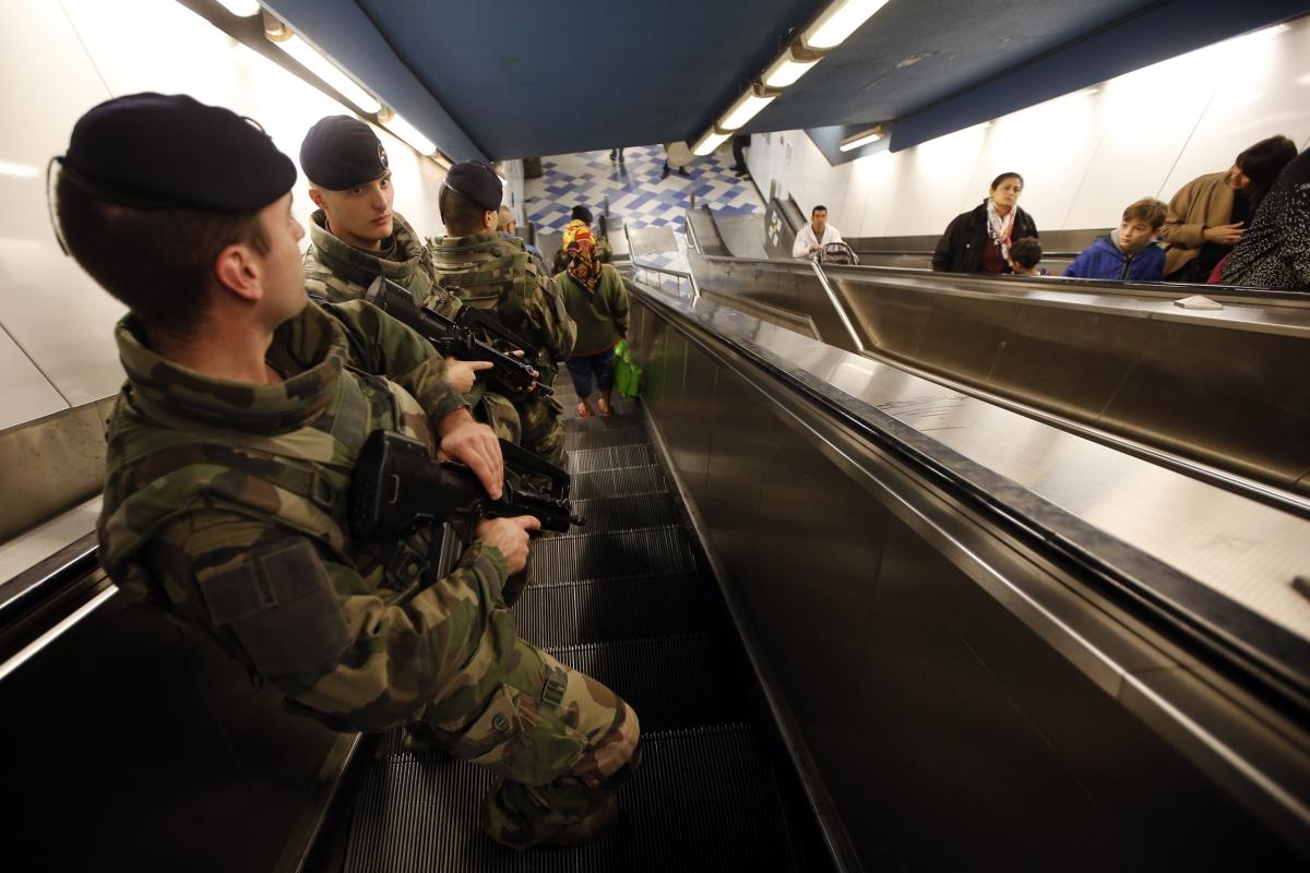 Isis Marseilles attack November 2015