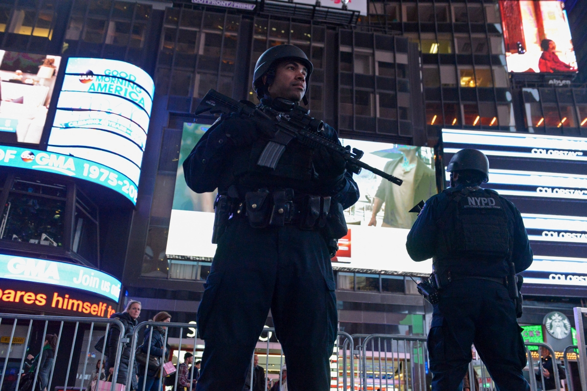 Isis Times Square threat