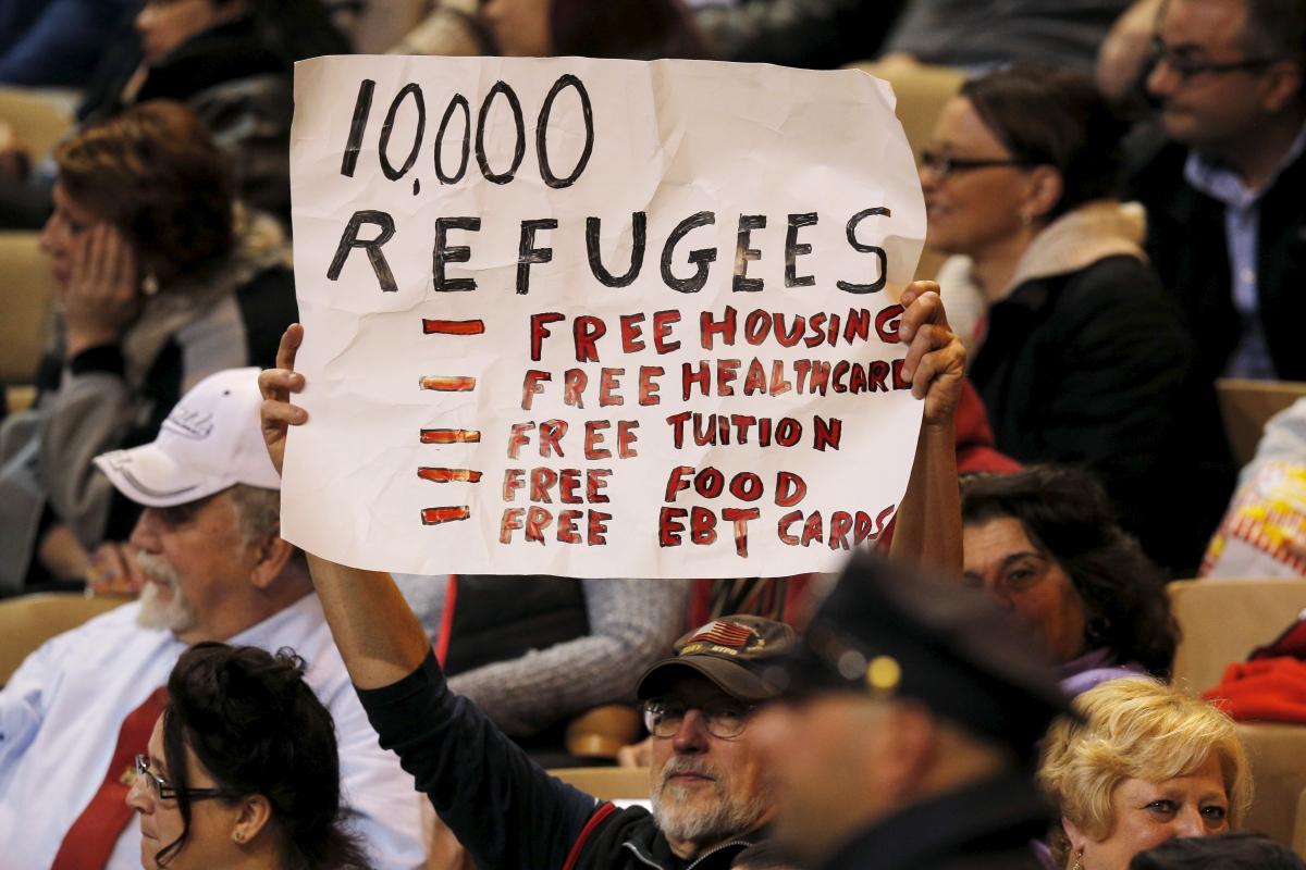 Democrat under fire for endorsing ban on Syrian refugees