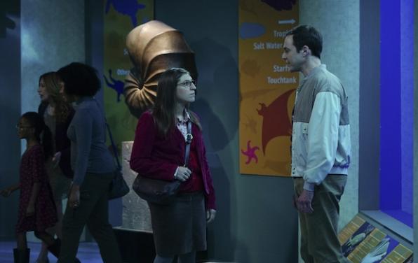 Big bang theory season 9 air date in Sydney