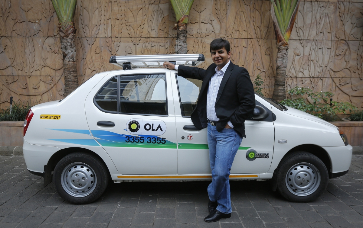 Uber's ride in India could get tougher as China's Didi Kuaidi joins Ola board