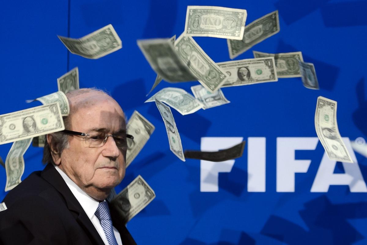 Blatter money