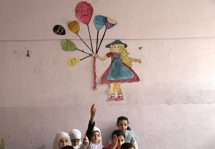 Syria children