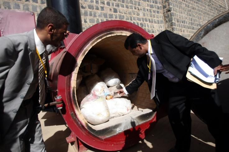 captagon yemen
