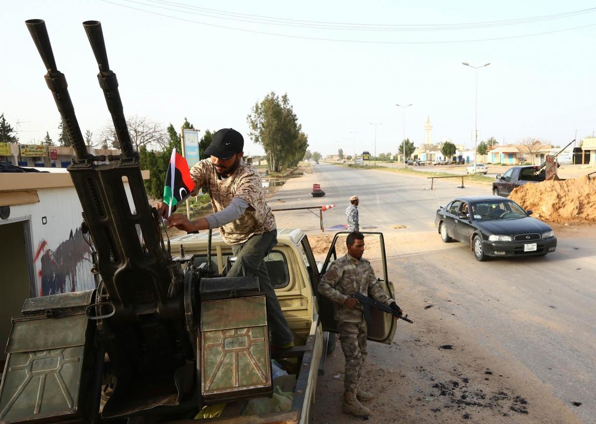 Fajr Libya