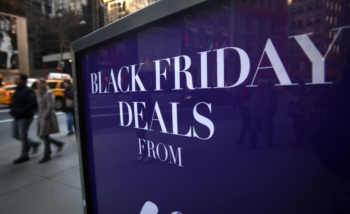 Black Friday 2015 UK discounts