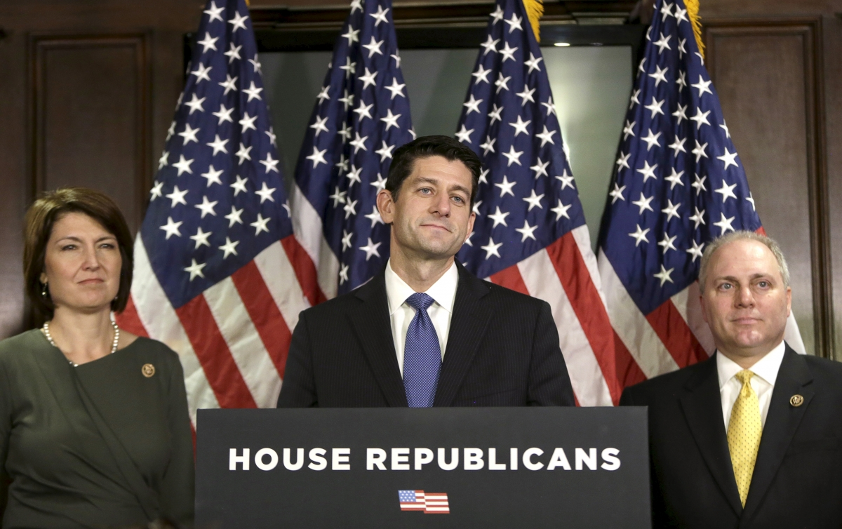 house of representatives republicans