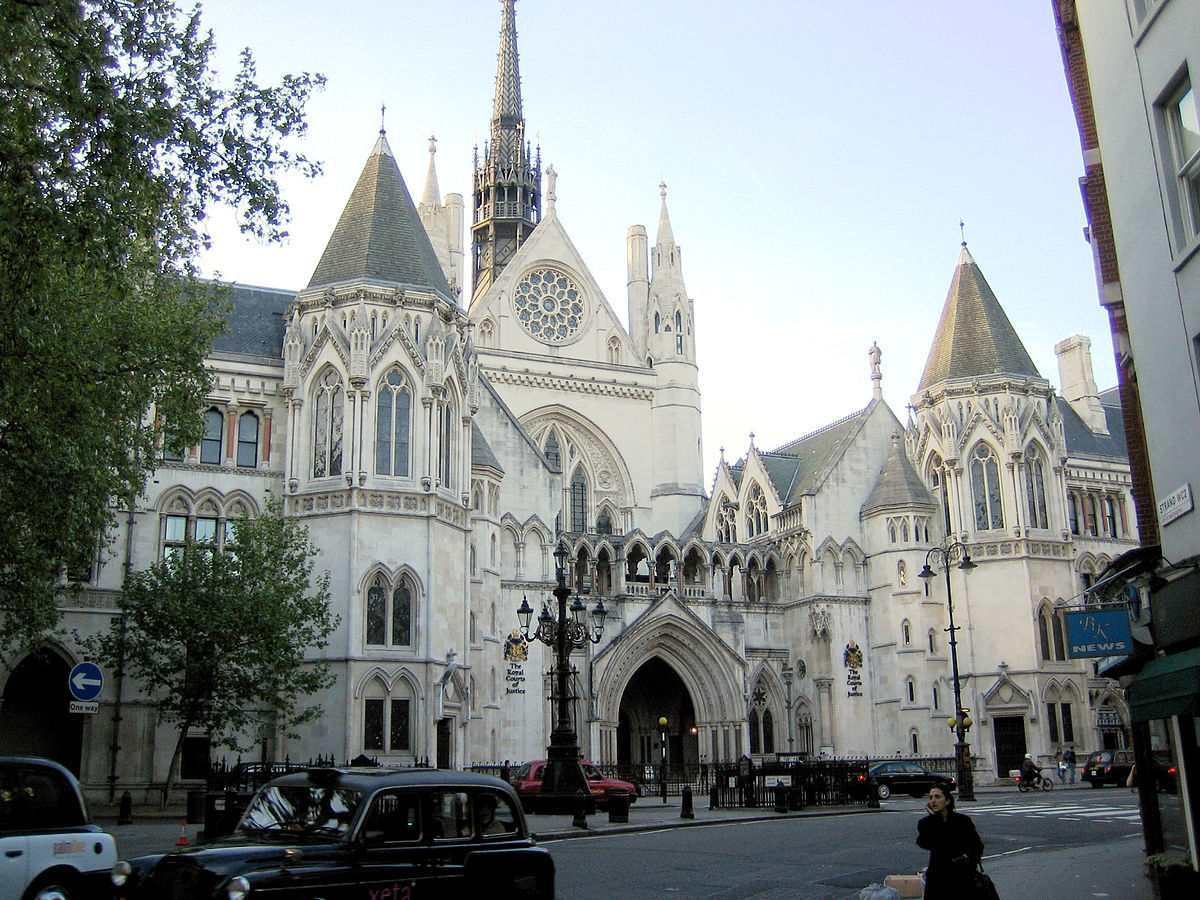 Royal Court Justice London