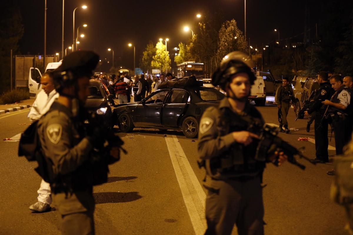 Israel attacks