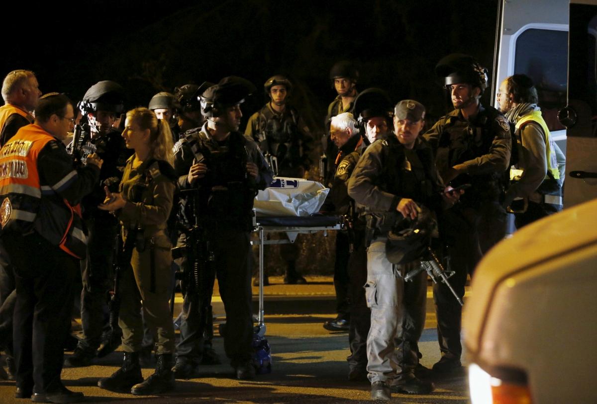 Netanyahu on Israel stabbings Paris attacks
