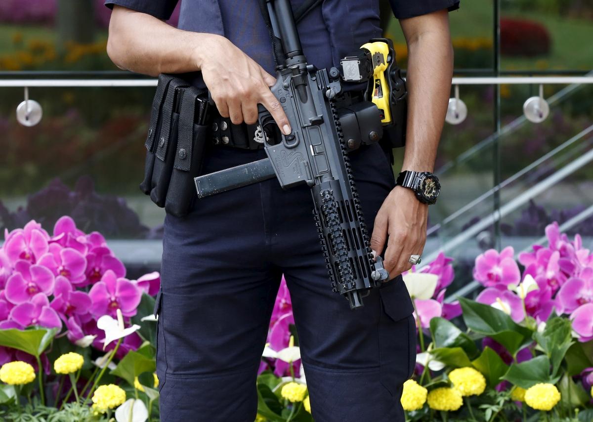 Malaysia terror threat