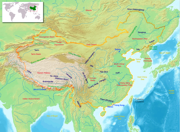Tibetan Plateau On World Map.Permafrost In Tibetan Plateau Can Be Wiped Out By Temperature Rise