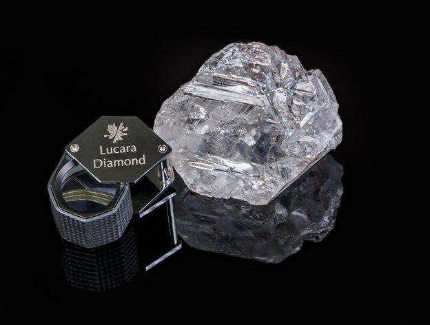 Type IIa diamond