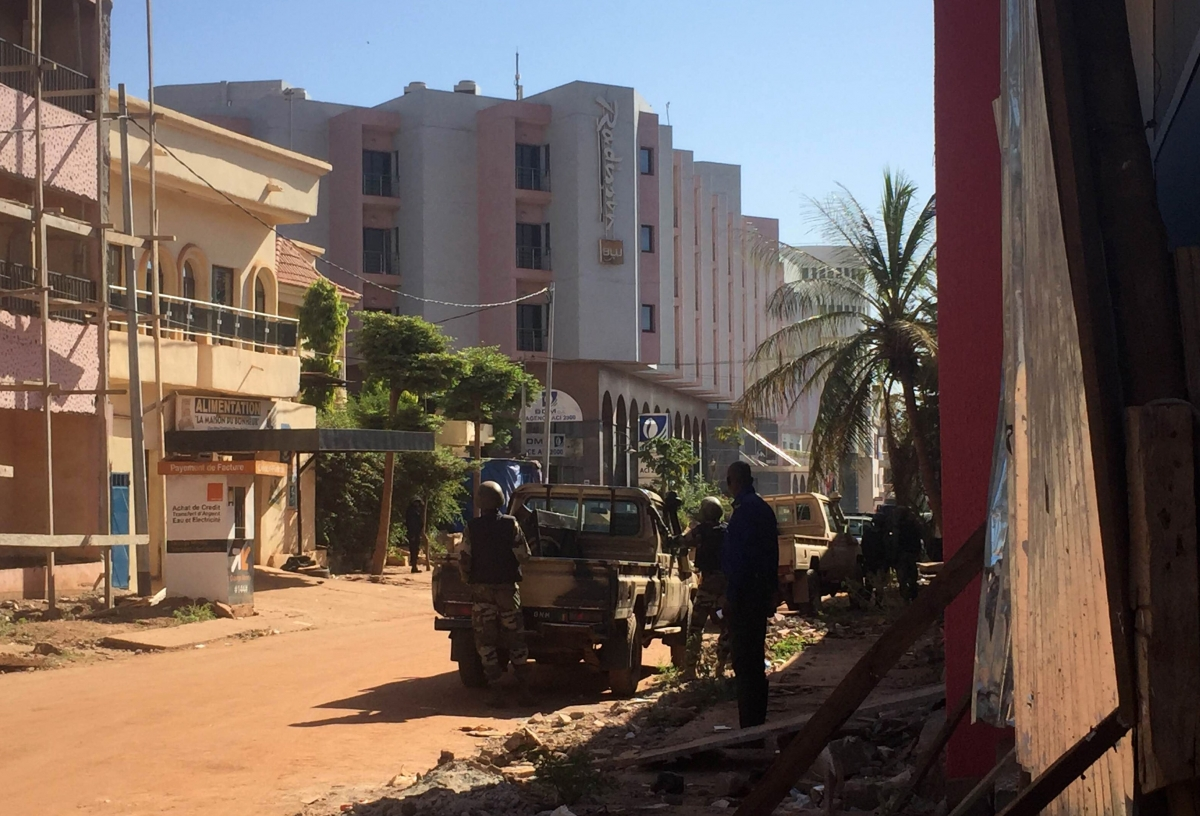 Mali Radisson Blue hostage-taking