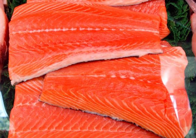 US approves genetically modified salmon for human consumption
