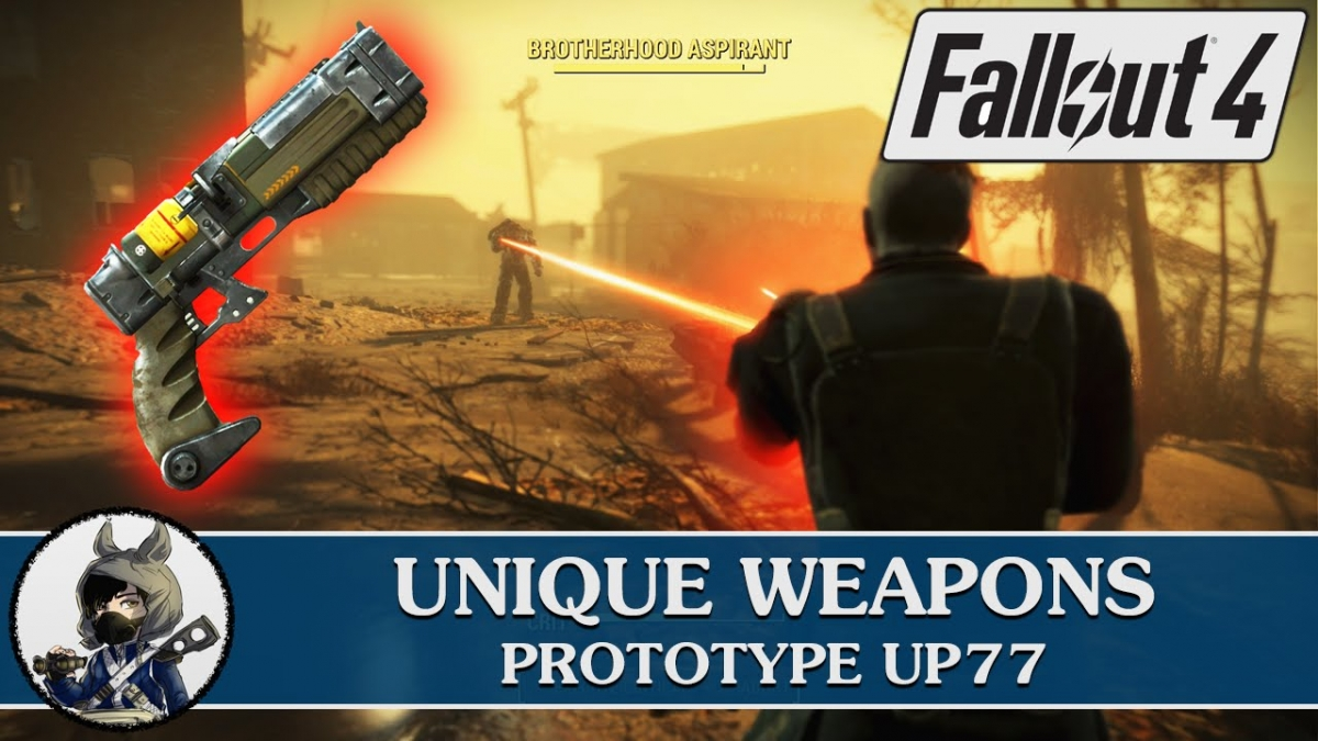 Fallout 4: Location guide for legendary laser rifle Prototype UP77 with unlimited ammo capacity revealed