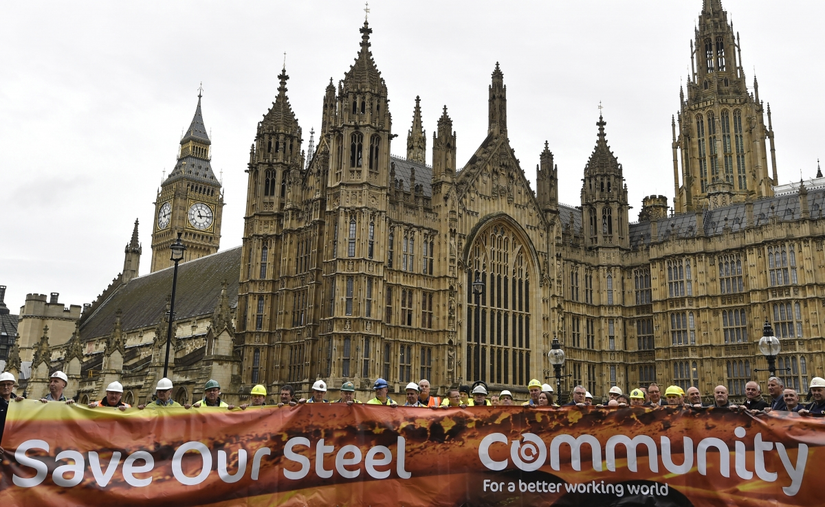 UK Steel Crisis: Steelworkers to rally in Sheffield today against industry cuts