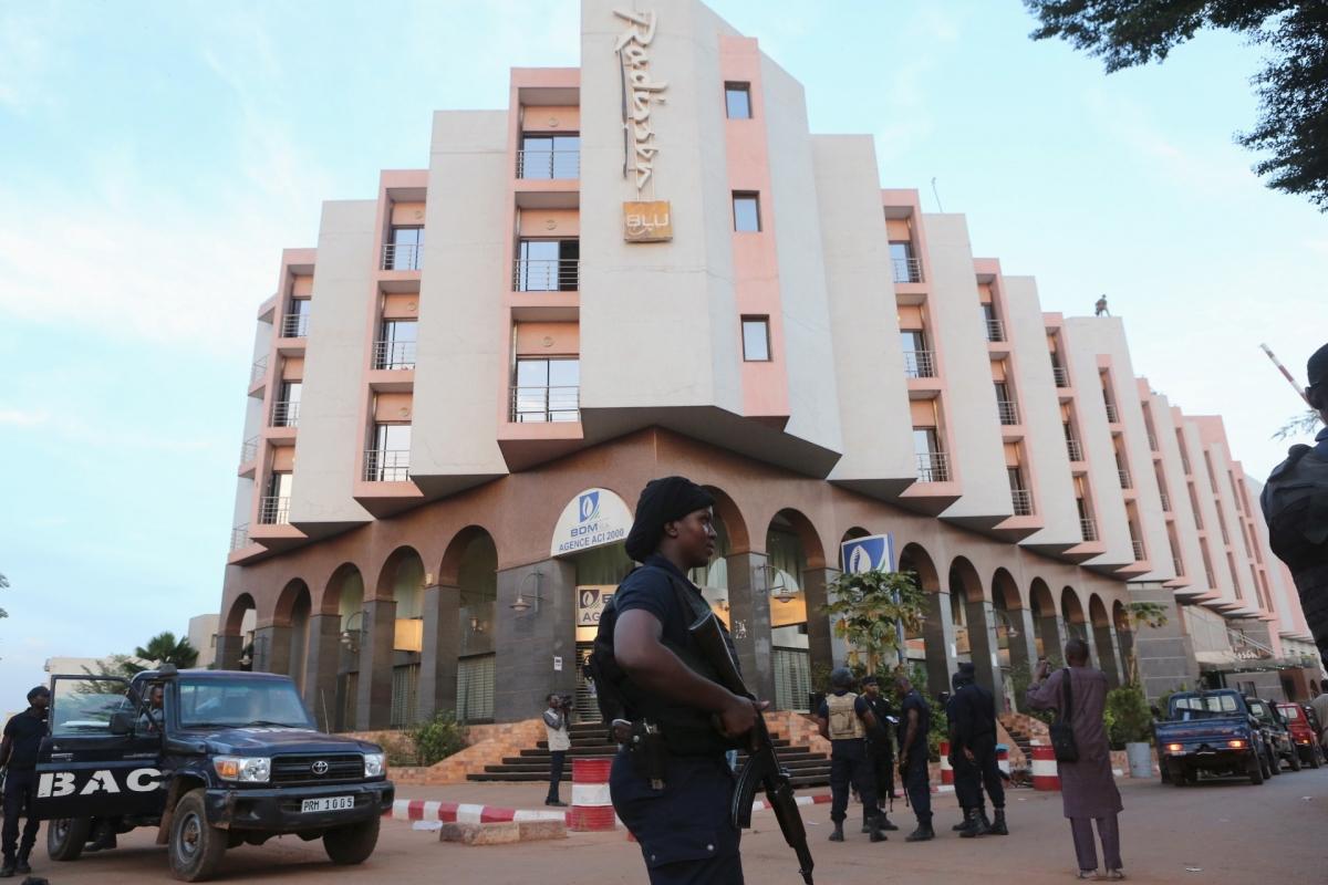 Mali terrorist attack