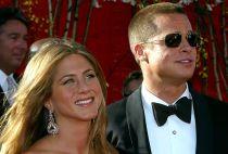 Jennifer Aniston Brad Pitt