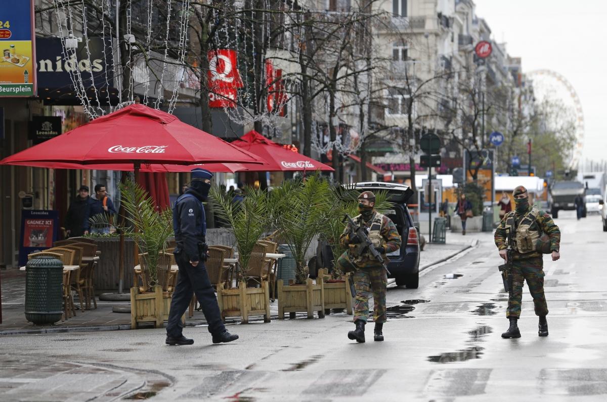 Brussels terror threat