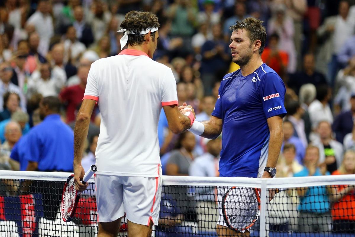 Roger Federer vs Stanislas Wawrinka