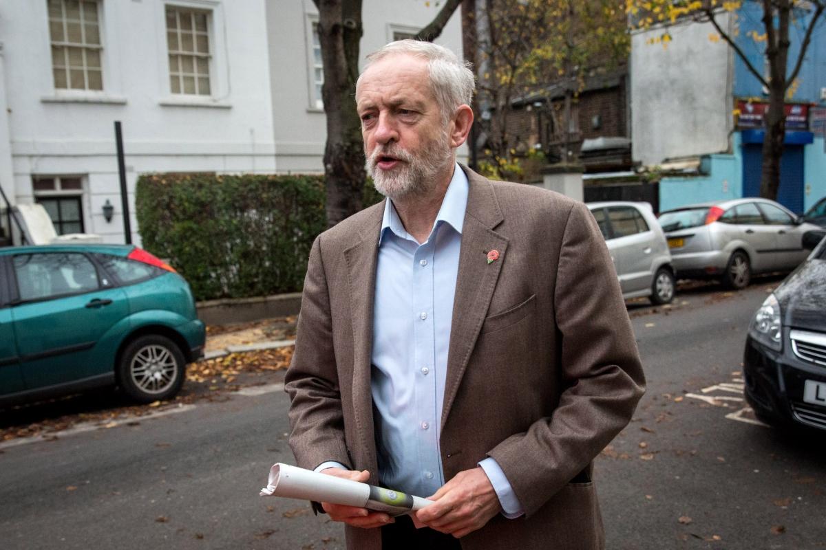 Jeremy Corbyn warns Cameron