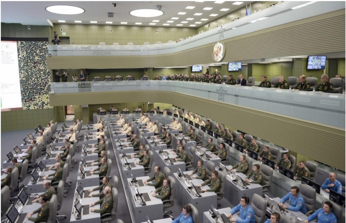 Kremlin War Room