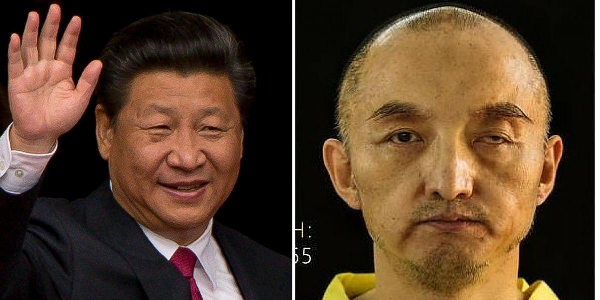 Xi Jinping and Fan