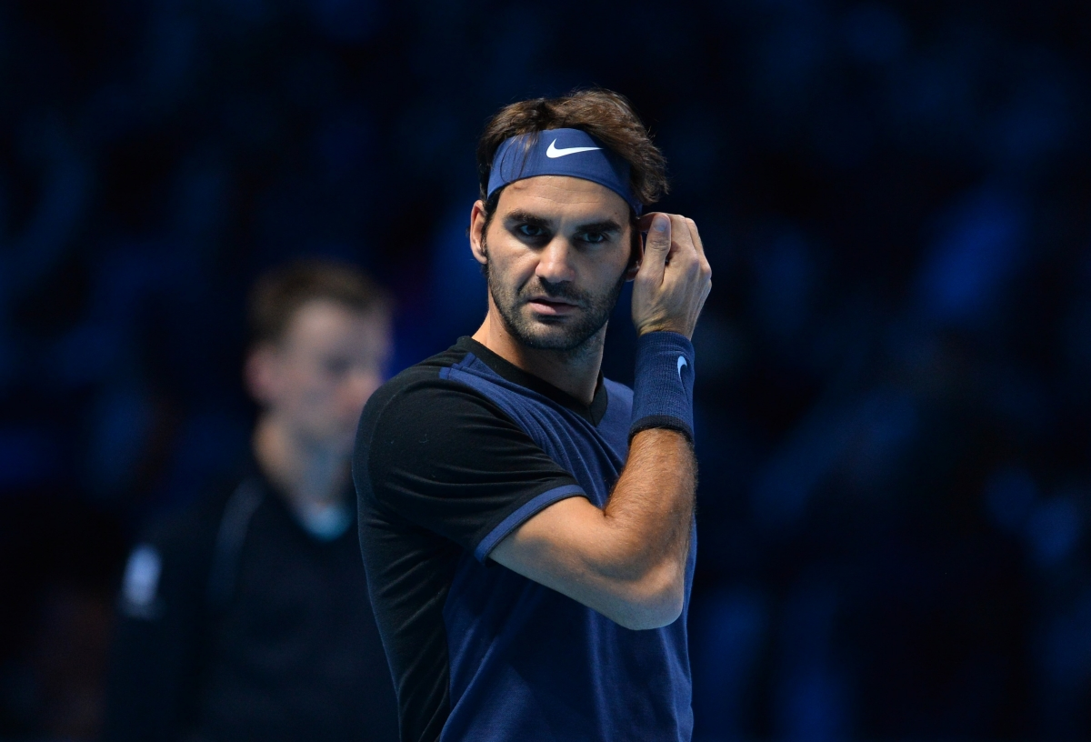 Roger Federer Picture: Roger Federer Aiming For Three Olympic Medals At Rio 2016