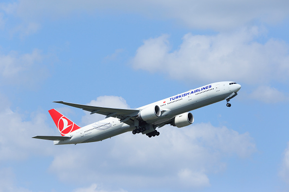 Bomb threat to Turkish Airlines plane