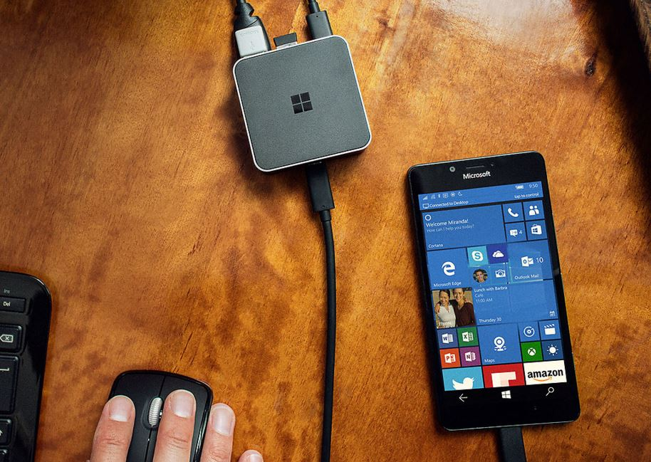 Lumia 950, 950 XL firmware update
