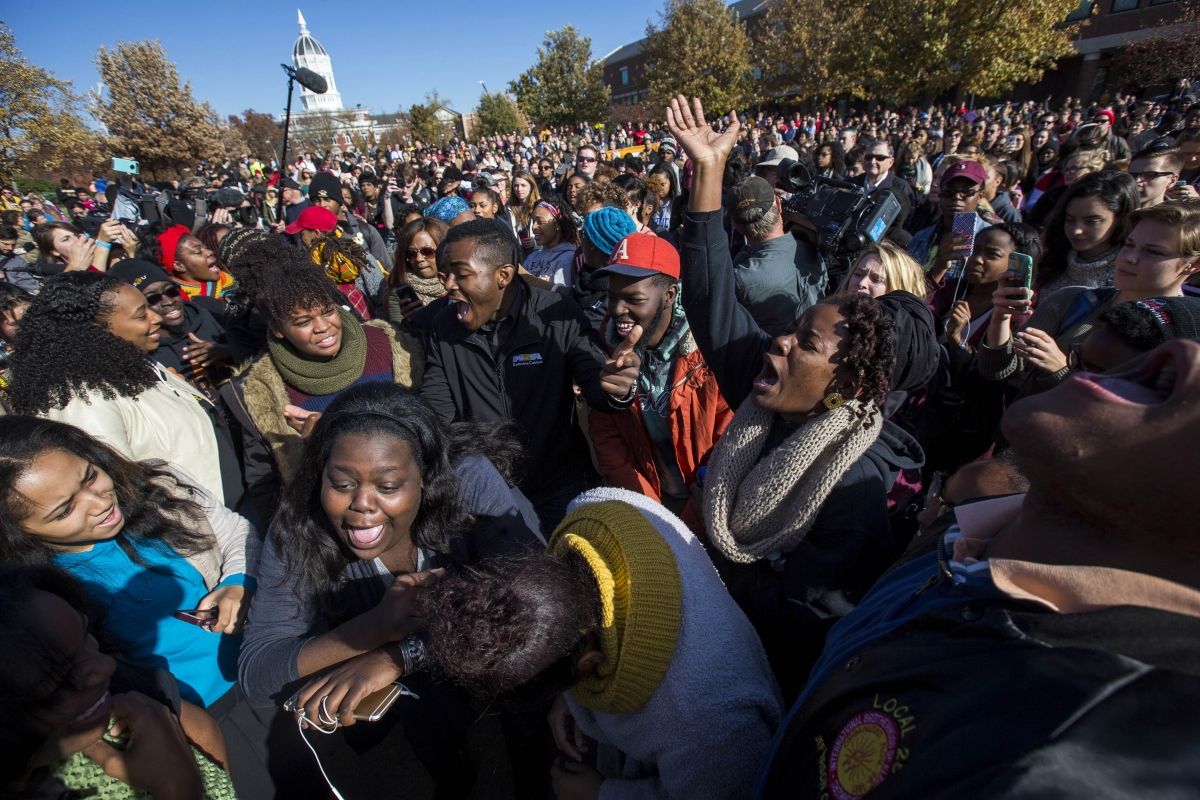 University of Missouri protests