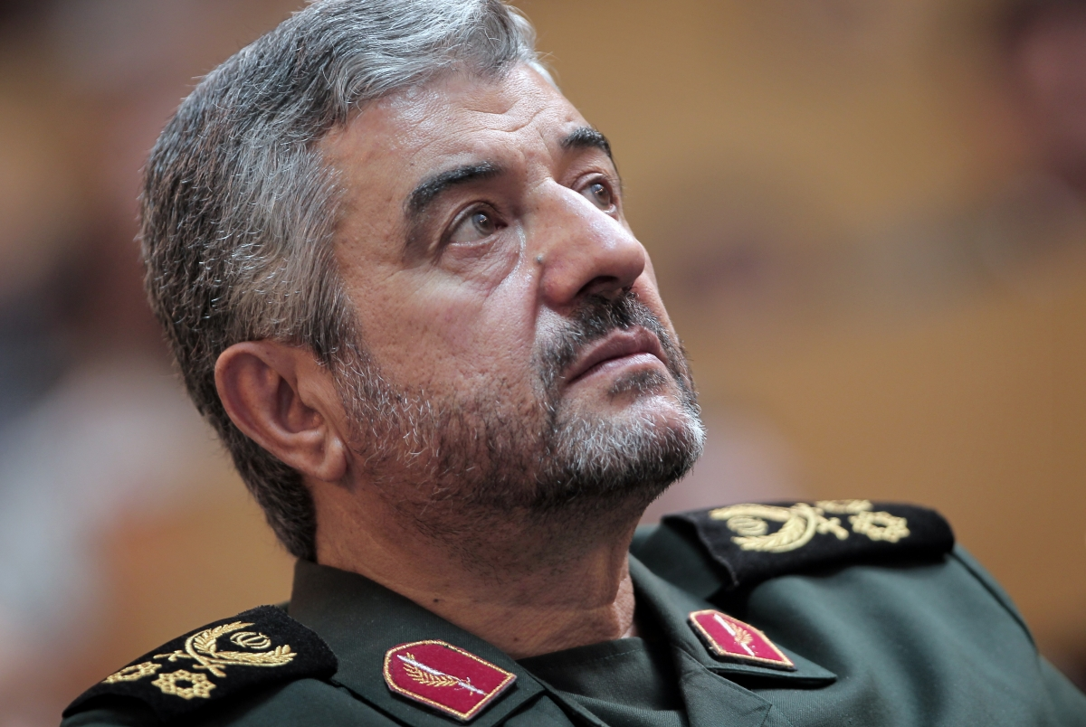 General Mohammad Ali Jafari