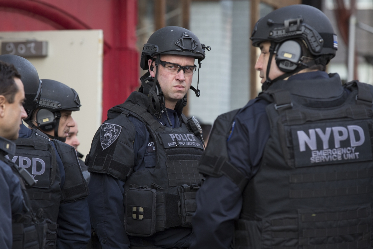 New York City Police