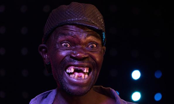 'Mr Ugly' Zimbabwe