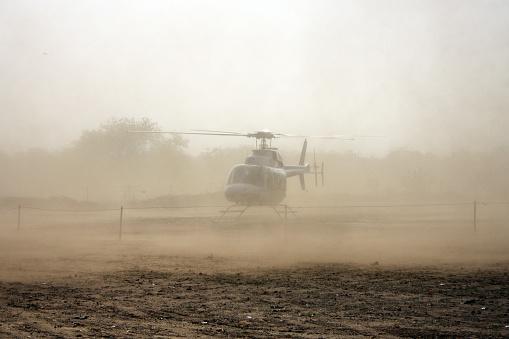 Chopper crashes killing seven