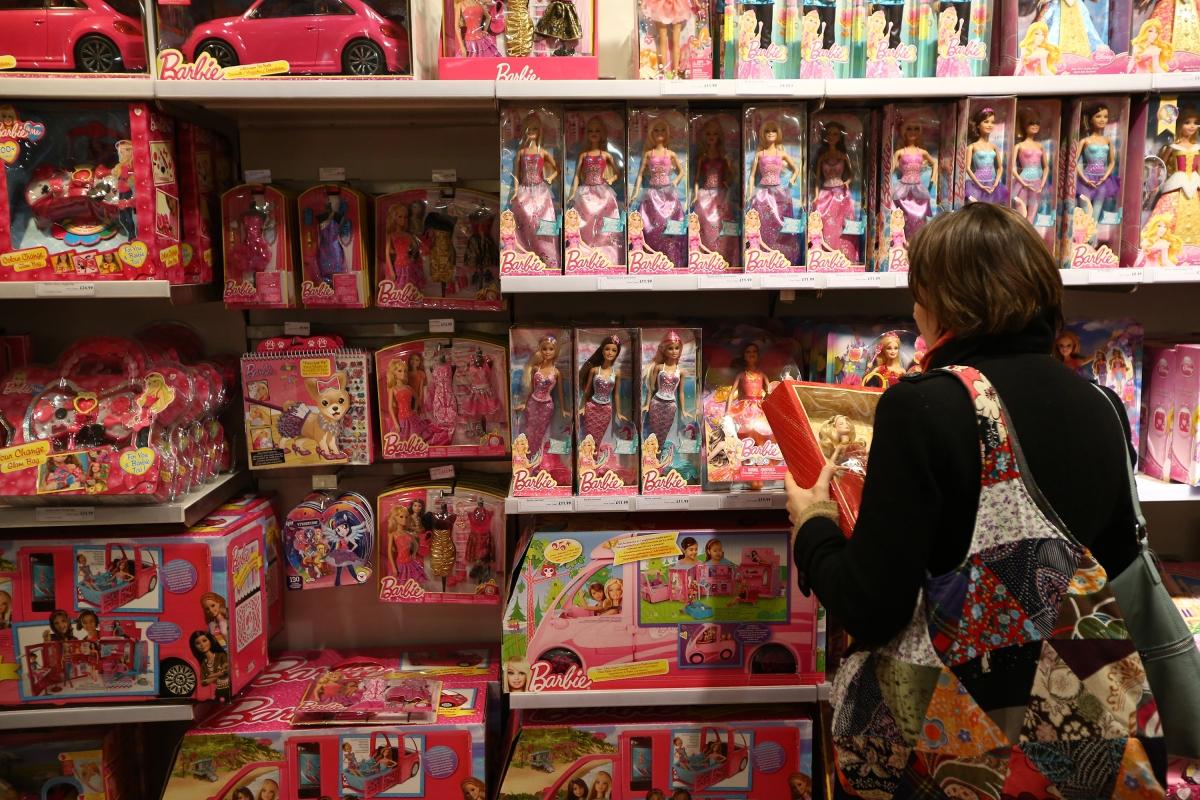 Retailers ahead of Christmas