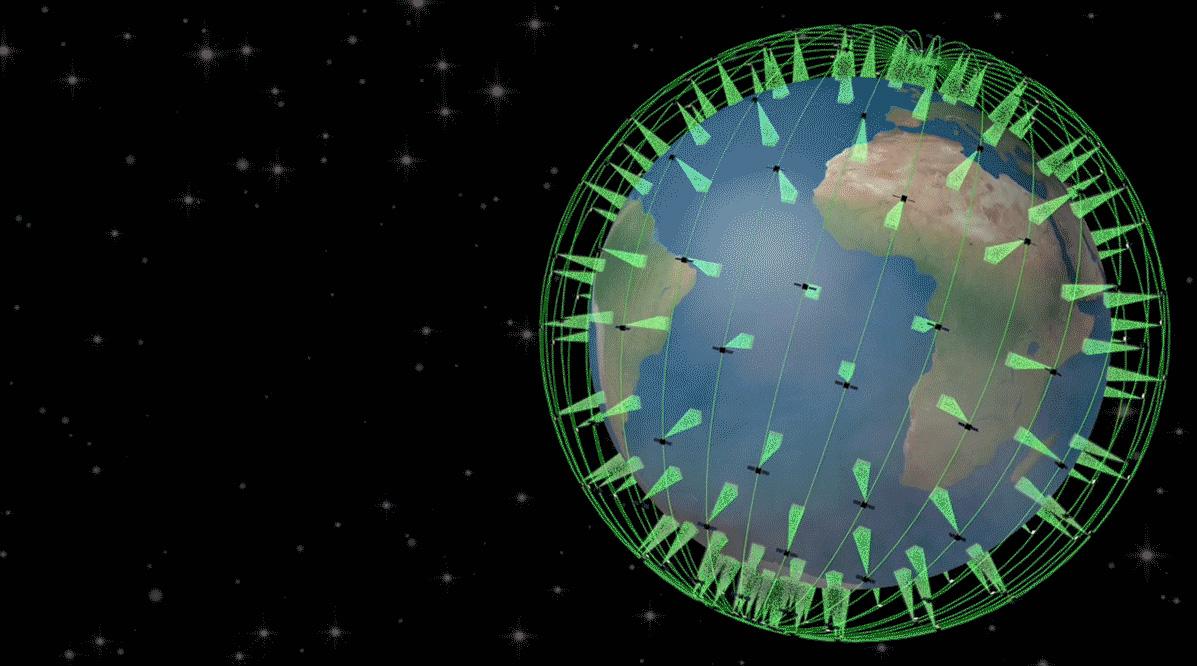 FireSat - Nasa's wildfire detection satellite system