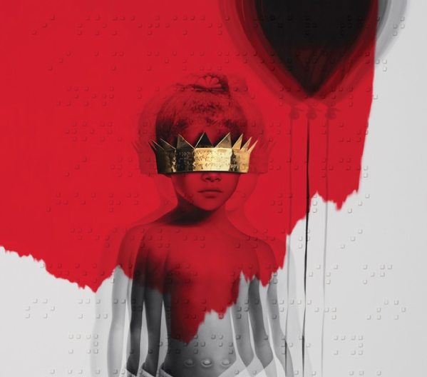 Rihanna Anti cover