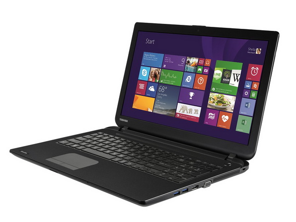 Toshiba C50D-B-120 Satellite E1 15.6 Inch 4GB 500GB Laptop