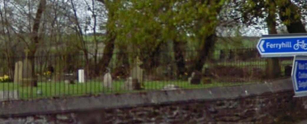 Ferryhill travellers feud graverobber