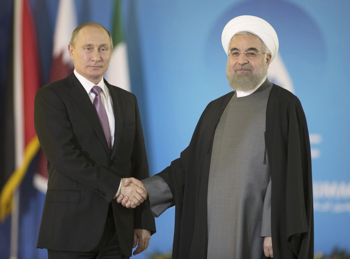 Putin and the ayotollah