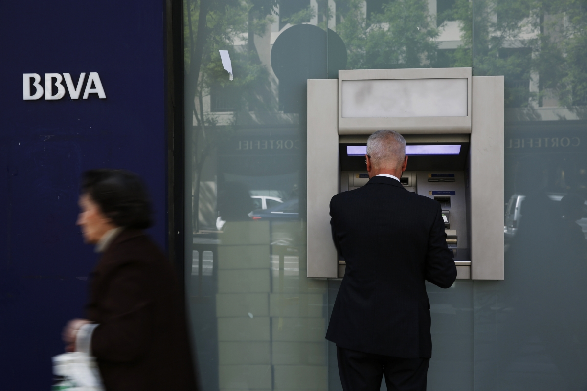 Spanish bank BBVA enters Britain with £45m Atom deal