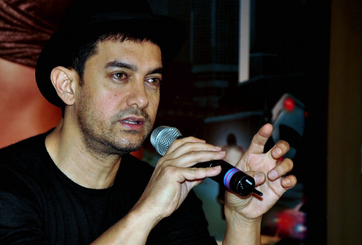 Aamir Khan intolerance in India