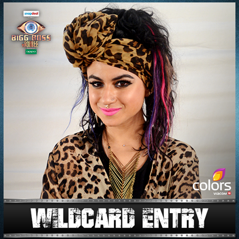 Big Brother Australia 2014  finalist Priya Malik