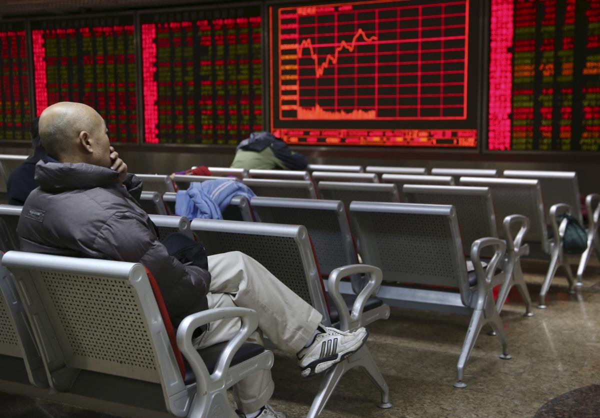 Asian markets witness mixed trend after a weak Wall Street close