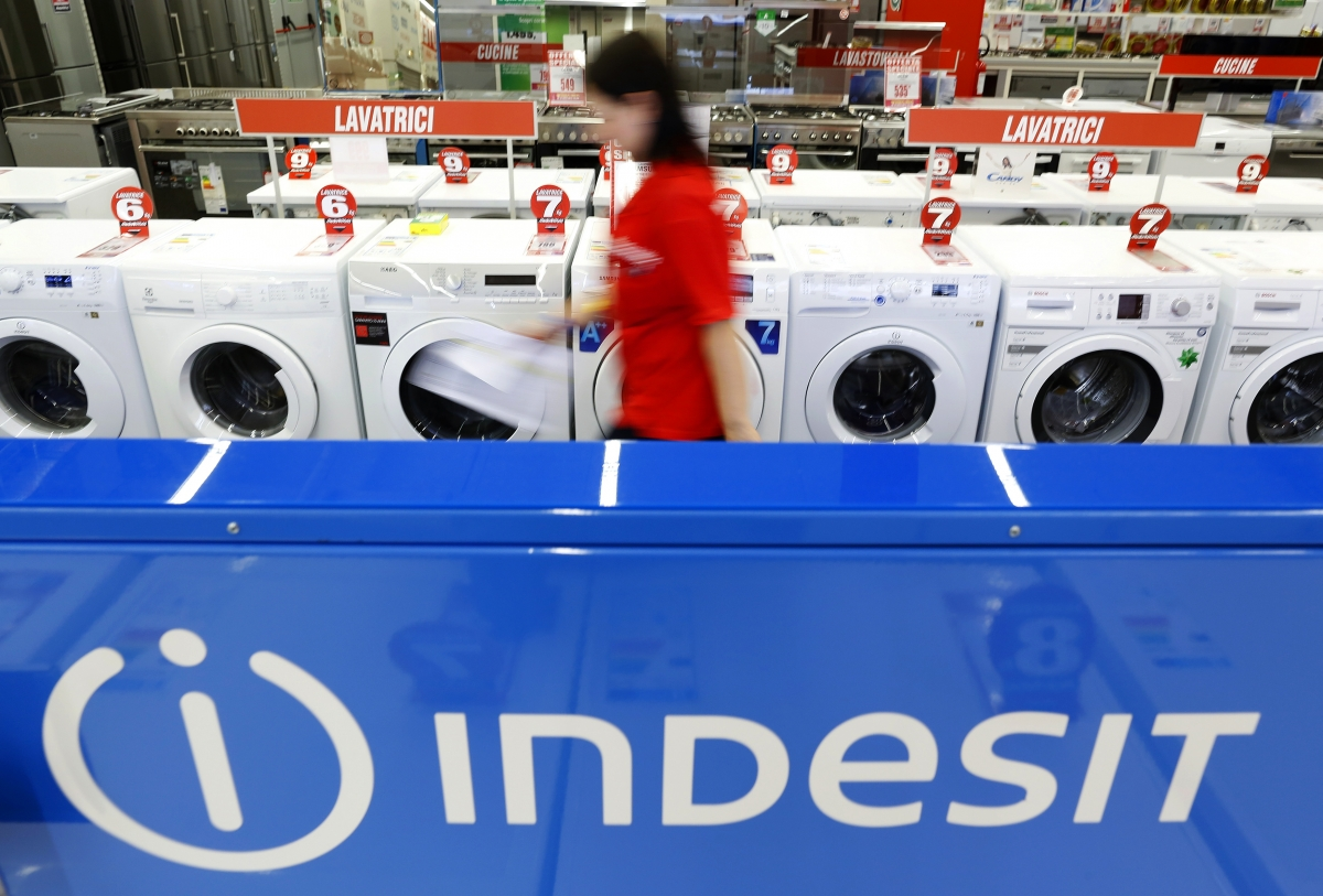indesit washing machines